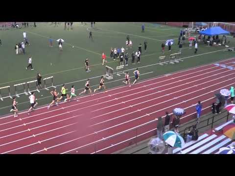 Kyle Merber 1500 Meter Collegiate Record