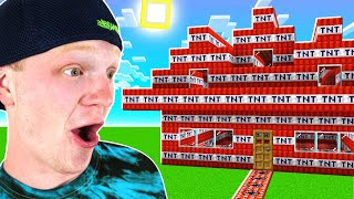 Making My Friend RAGE Quit With This TROLL...(SMP pt.7)