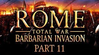 Video Rome: Total War - Barbarian Invasion - Part 11 - Attack of the Huns MP3, 3GP, MP4, WEBM, AVI, FLV April 2019