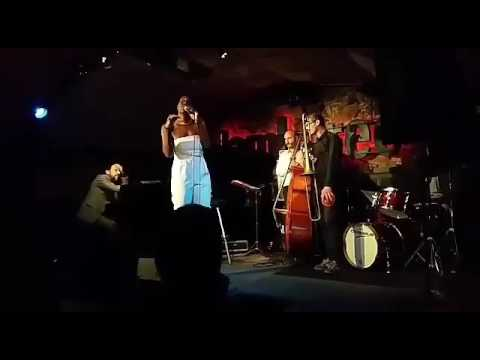 Tricia Evy - All Of Me. Jamboree Jazz Club à Barcelone