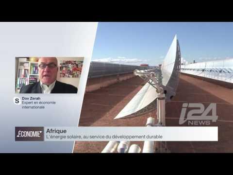 Le solaire éclaire l'Afrique