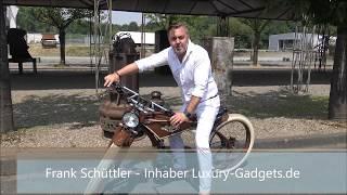 3. **Luxury-Gadgets**  The Ruff-Cycles E-Bike