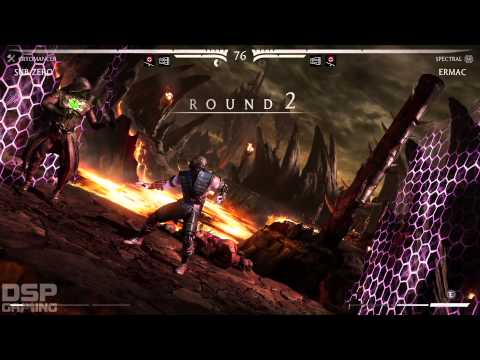 Mortal Kombat X Khallenge Towers: Daily Living Tower - Training Day (Sub-Zero Gameplay)