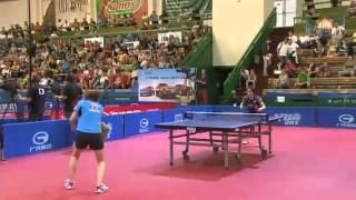 卓球 ITTF ワールドツアー チェコオープン 石川佳純全試合ハイライト