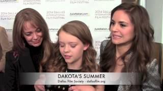 DIFF 2014 Red Carpet: DAKOTA'S SUMMER