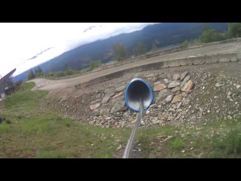 The Pipe Mountain Coaster ||| Adventure
