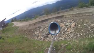 Video The Pipe Mountain Coaster     Adventure MP3, 3GP, MP4, WEBM, AVI, FLV Agustus 2019