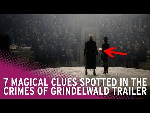 Fantastic Beasts Crimes of Grindelwald teaser trailer breakdown