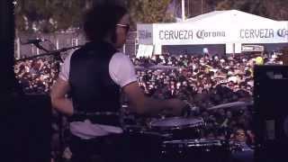 The Dandy Warhols - Mohammed & Shakin' - Festival Corona Capital, Mexico DF (2013)