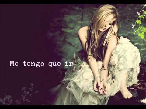 Avril Lavigne – Goodbye (Traducción Español)