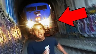 Video Top 5 Scariest Things Caught on GoPro Camera MP3, 3GP, MP4, WEBM, AVI, FLV Juni 2019