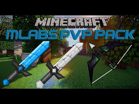 [1.8/1.7] Minecraft PVP Resource Pack! - Mlab's Texture Pack [Deutsch] - Surveax