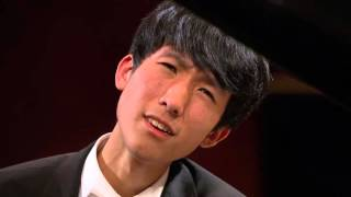 Eric Lu – Ballade in F minor Op. 52 (first stage)