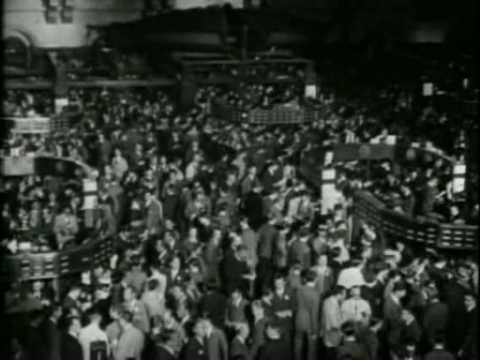 market crash - The most devastating stock market crash in the history of the United States; Its from my favorite documentary by PBS - New York. This particular part about W...