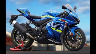 2. 2018 Suzuki GSX-R 750 Top Speed Review
