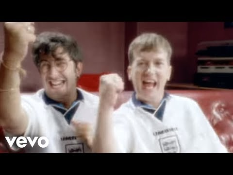 Three Lions (Football's Coming Home) (Official Video) (видео)