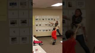 Inupiaq class leaning alphabet song 2016