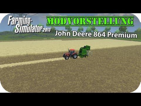 John Deere 864 Premium v1.1