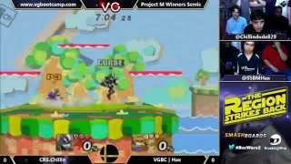 Chillin vs. Hax – Apparently people haven't watched this set? Please do yourself a favor if you haven't
