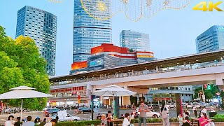 Walks in ShangHai