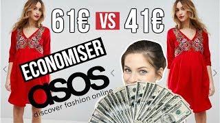 Aujourd'hui, je vous partage tous mes astuces pour economiser sur Asos. Avec une petite manipulation sur leur site, vous pouvez...