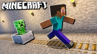 CAN YOU BEAT THE MINECART?