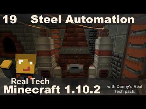 Real Tech 19 - Steel Automation