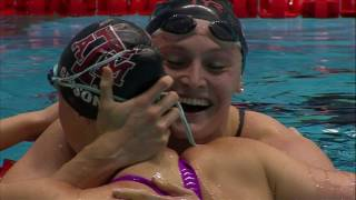 Women's 100m Fly A Final  2017 Phillips 66 National Championships