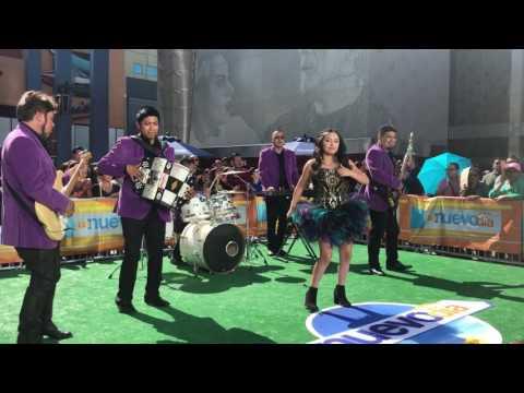 Ruby Ibarra la quinceañera más famosa de México se ha convirtió en toda una cantante