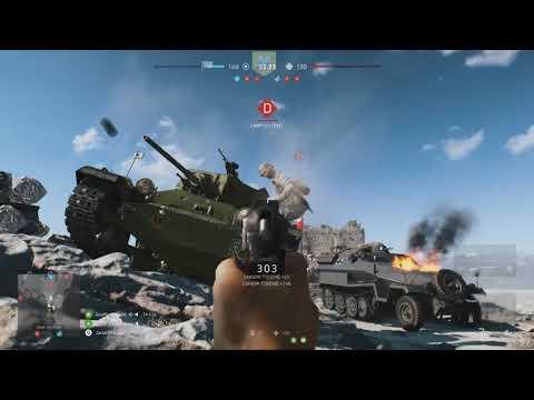 Battlefield V all maps gameplay Part1 (Xbox One X) de Battlefield V