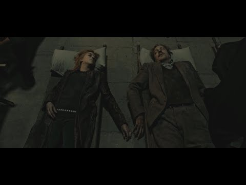 Fred, Lupin & Tonks' death [Harry Potter: The Deathly Hallows 2]