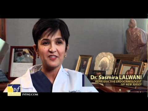 Fertility Specialist Dr. Sasmira Lalwani of IVF New Jersey