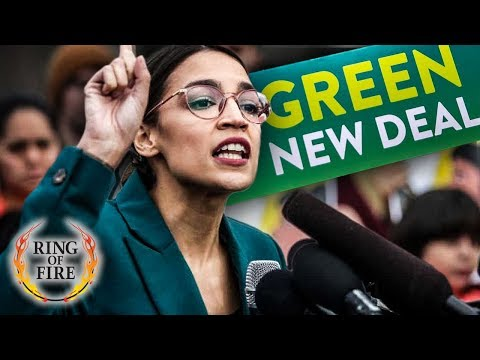 AOC Doesn't Need Your Ice Cream to Save the Planet