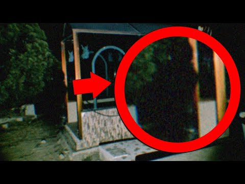 5 CREEPY GHOST Videos That Will Scare ANYONE!