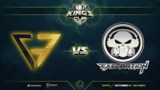 Clutch Gamers против Execration, Вторая карта, Групповой этап, SEA Region, King's Cup 2