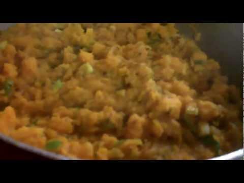 Caribbean Recipe: How to Make a Vegetarian Season Pumpkin Mash