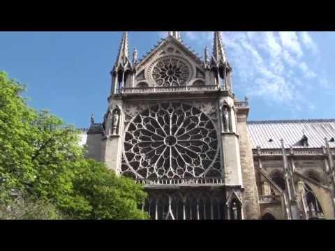 Notre Dame Cathedral - Part 2 - Paris - HD