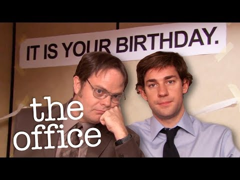Jim & Dwight's Party Planning - The Office US - Thời lượng: 8:19.