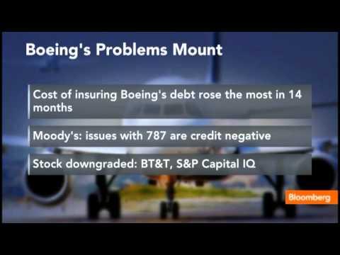 Boeing's 787 Dreamliner Grounded Worldwide