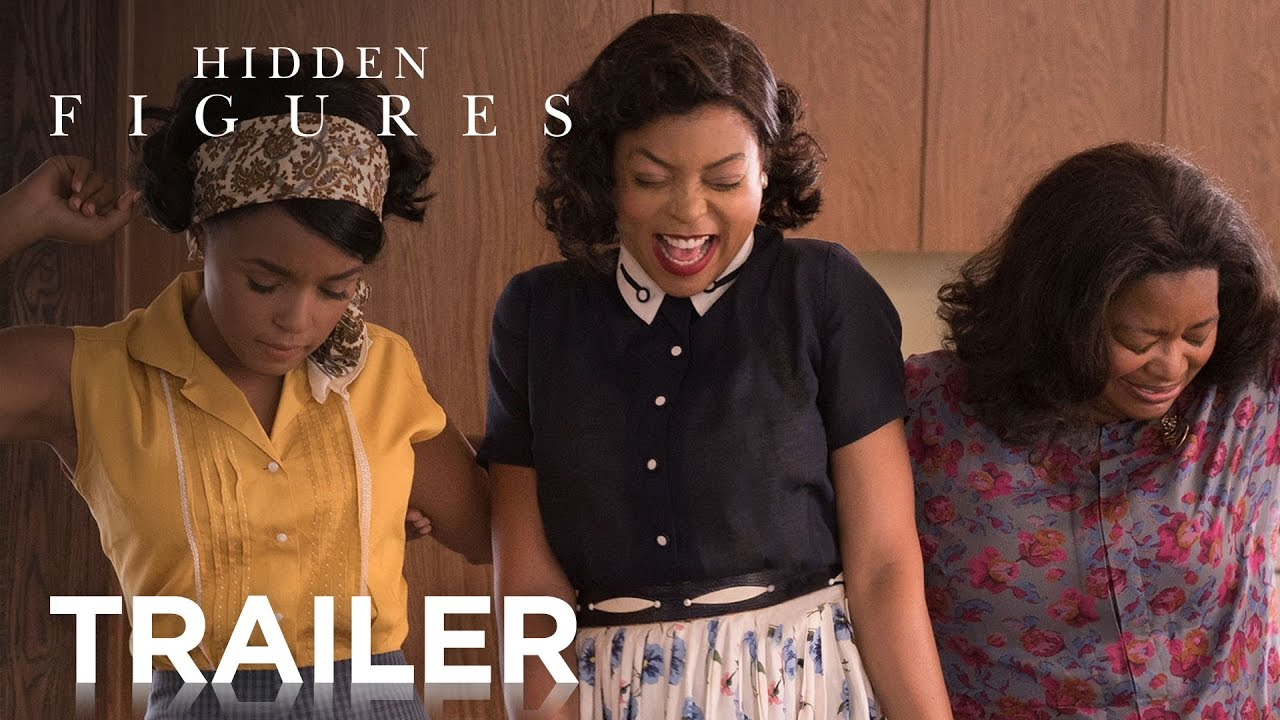 'Hidden Figures' being developed as a series for National Geographic (Trailer)