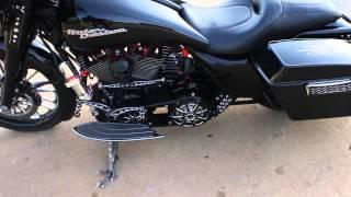 4. 2008 Harley Streetglide hotrod bagger for sale
