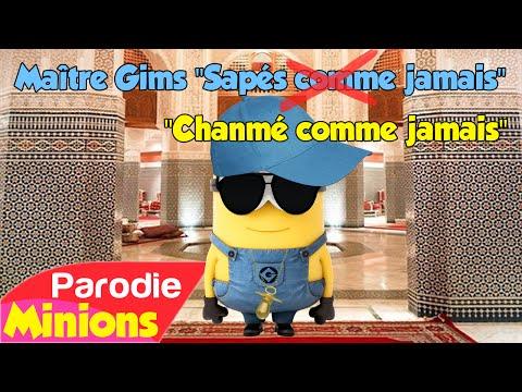 """(Parodie Minions) """"Chanmé comme jamais"""" (de Maître Gims - Sapés comme jamais) видео"""