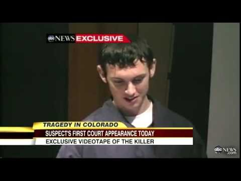 Aurora, Colorado Shooting Suspect James Holmes Seen In Video, Expected in Court - ABC NEWS EXCLUSIVE