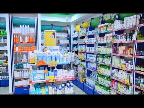 Como Organizar uma Farmácia e Drogaria - Curso CPT Capacitação de Atendente de Farmácia