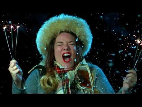 Коли сніжок влучає прямісінько в обличчя