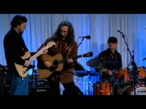 Peter Bursch: Live Performance 1 - All Star Guitar Nigh ...