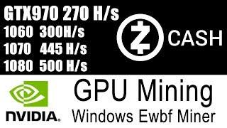 Testing the performance of the EWBF Nvidia CUDA miner for Zcash on my GTX970.Miner Bitcointalk Thread & Download Linkshttps://bitcointalk.org/index.php?topic=1707546.0Nvidia Driver Version 384.76My LinksWebsite http://www.imineblocks.comFacebook https://www.facebook.com/imineblocksTwitter https://twitter.com/IMineBlocks_comInstagram https://www.instagram.com/imineblocksSteemit https://steemit.com/@imineblocksBuy anything on AmazonUS http://amzn.to/1Ttb8P9UK http://amzn.to/27P0s71Please use the link below to make your donation in one of the 65 supported Altcoins. http://imineblocks.com/donations/Tips are appreciated. Here's my AddressesBitcoin:1FFVvaF7A3sjhzX26mNWfuqYKz1CwmEsYhLitecoin:LUUEfTYzsQU1e86kjiDtkwAYmqReZYAPfsEthereum:0x5B905114167C80276AD28A997f606C698547fe40Burstcoin BURST-N8KB-DKKW-9C4W-AF289Storj 1PtCzyShTUXwhf63nRqQuxEgLZRkjwu4SKDash:XmVpjUbZ12bK4k8E2LnMJeULeUsLcjAyBeBitSend:iRoCVCDSVTyqqojyybMcbRpFU4HhdosVhPDecred:DseJxmrkYw3FncKWJoEH9SswdcDPuyi4DZFEthereum Classic:0x0927B3ff51BFC3865788aE7ad90246D850c05325Nexus:2QyTKoWw38qhXZ144gvDuxcMPunquV4o2CLxFTHa4vBUkj1m4ShNXT:NXT-VJTM-6E5M-7PZ6-9LSXJStratis:ST6bqKBoGtvtrVnStDjiGkcfh29KhZDMmwVertcoin:VkzcFB4qpWta6txy7kjfx6z2pS4VhmmhCnZcash:t1QAirDg9e9Gyz1YzWFXvBenjyRQq5iYyxiMonero:48CbEcFkNVEd2JyZCTW4erduVKsbBEkwd9n791ayUQjVDx12yc3oZjqbV2NaqdSSXa3NcnpZdDCYZSQ92DpoSztY8xqRkuw