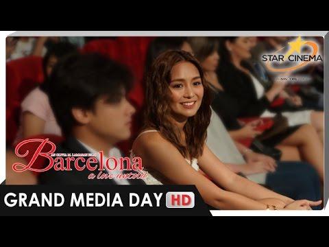 'Barcelona' | #SinoBaSiCeline: A character untold? | Grand Media Day