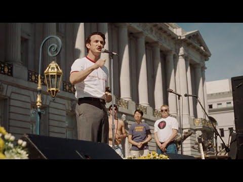 Milk (2008) - Gay Pride Rally Speech Clip