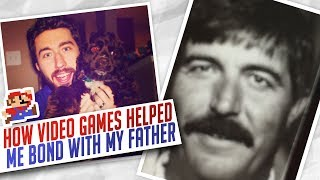 Yesterday was Father's day and I spent my day with my dad. Looking back, Video Games were a huge way we bonded.